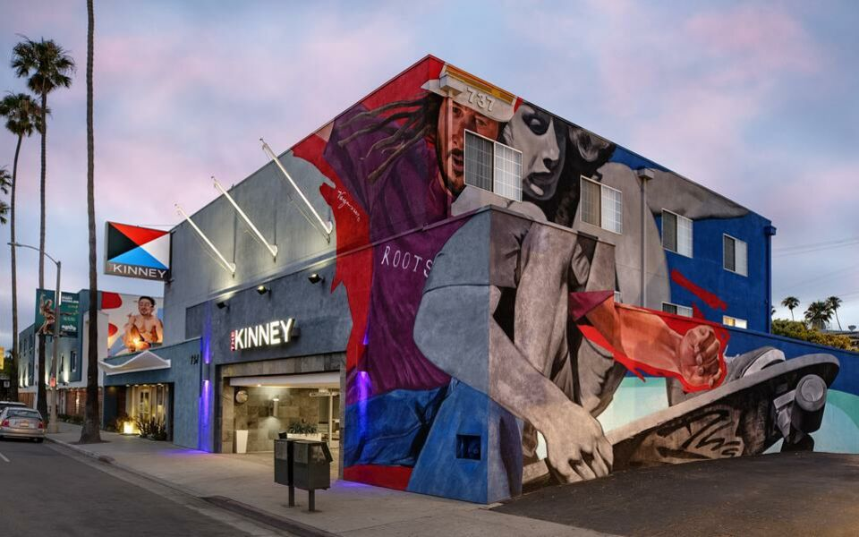 The Kinney - Venice Beach, Los Angeles, Venice (1)