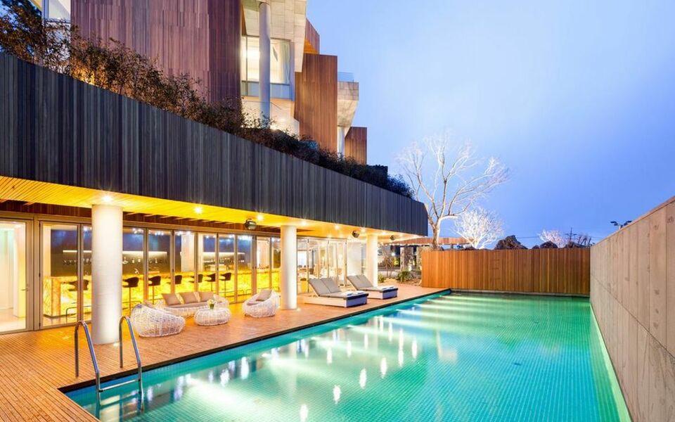 Bayhill Pool Amp Villa Seogwipo S 252 D Korea