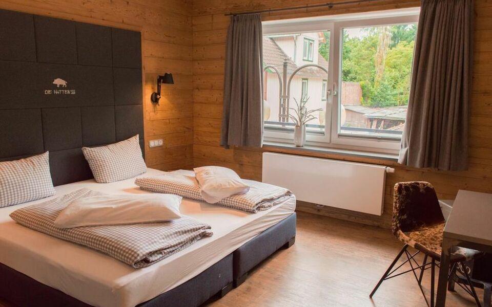Die h tten 550 nn a design boutique hotel braunlage germany for Designhotel braunlage
