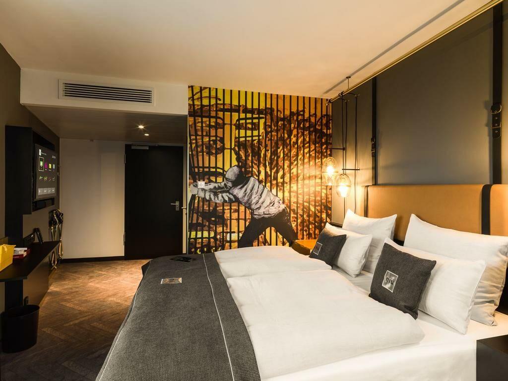 Niu cobbles a design boutique hotel essen germany for Designhotel essen