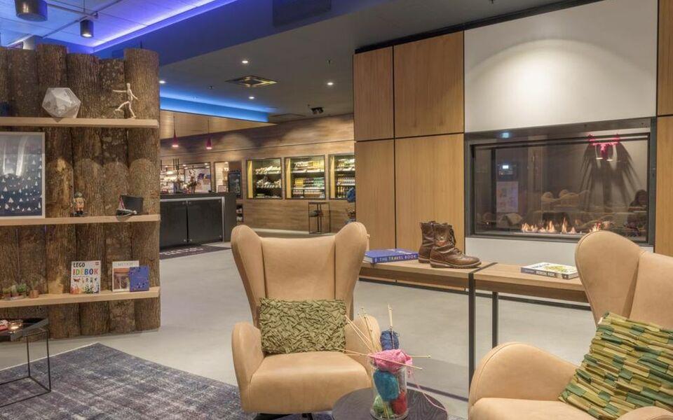 Moxy Oslo X A Design Boutique Hotel Skjetten Norway