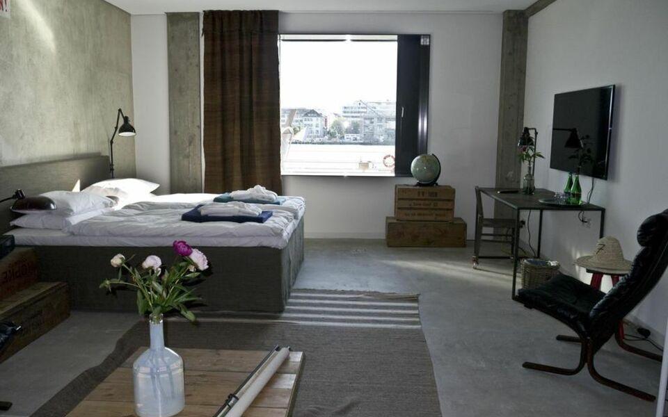 Speicher7 hotel mannheim deutschland for Designhotel mannheim