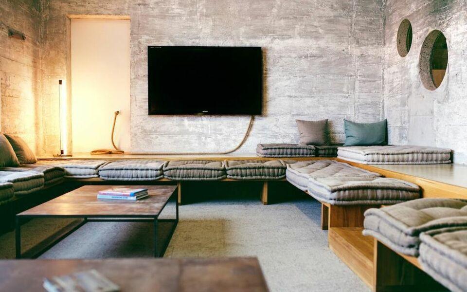 Speicher7 hotel mannheim deutschland for Designhotel yoga