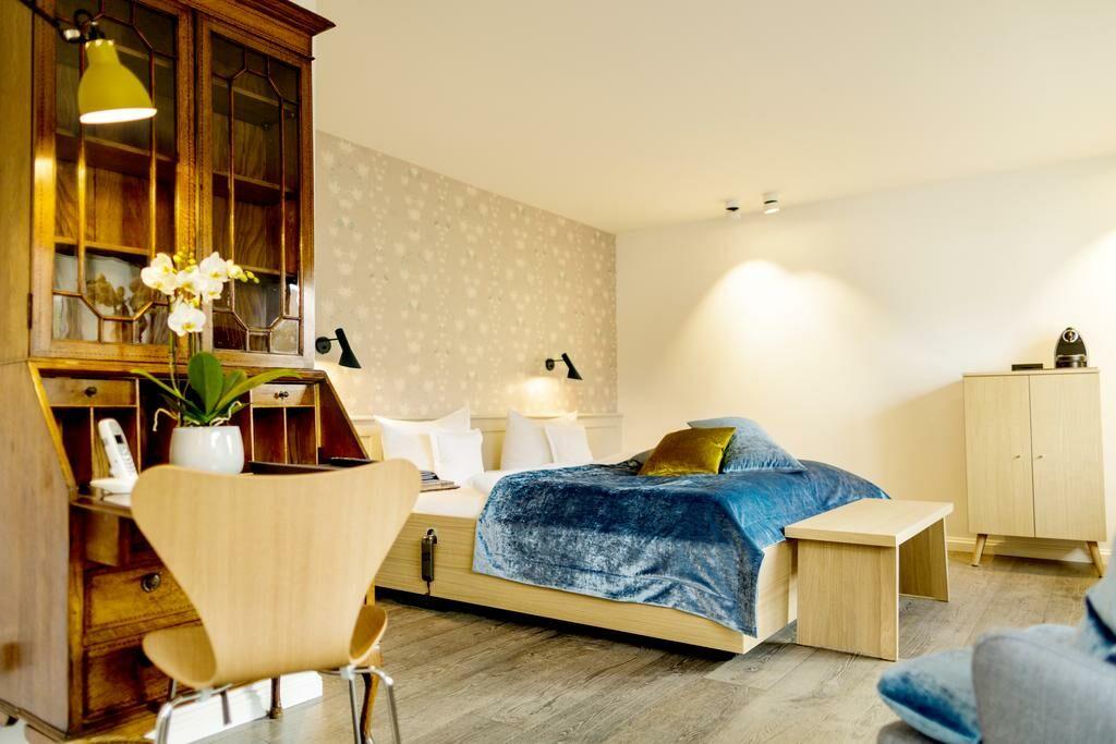 Hotel aarnhoog a design boutique hotel keitum germany for Designhotel sylt