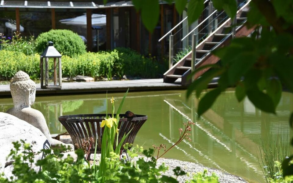 Wellnessgarten-Hotel, Waging am See (4)
