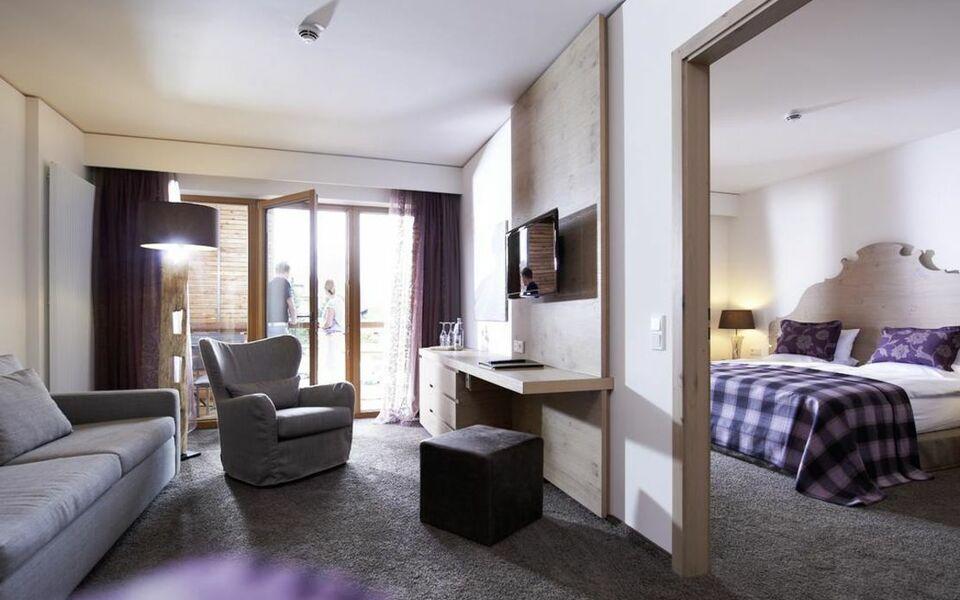 Hotel exquisit oberstdorf deutschland for Boutique hotel alpen