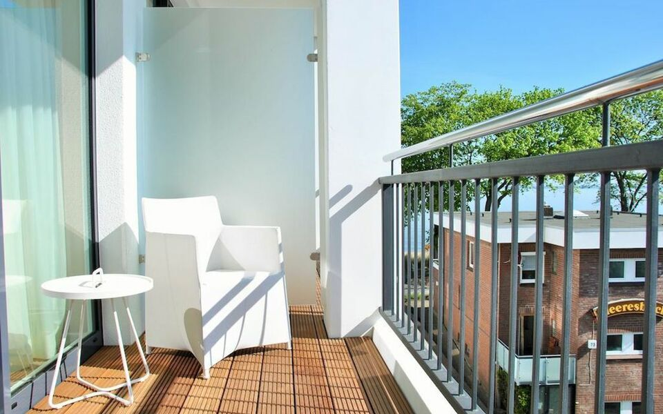 Seehuus hotel timmendorfer strand allemagne my for Boutique hotel am strand