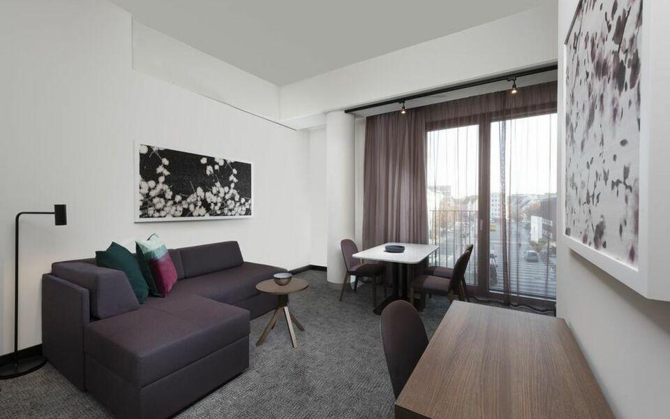 Adina apartment hotel nuremberg n rnberg deutschland for Design boutique hotel nuremberg