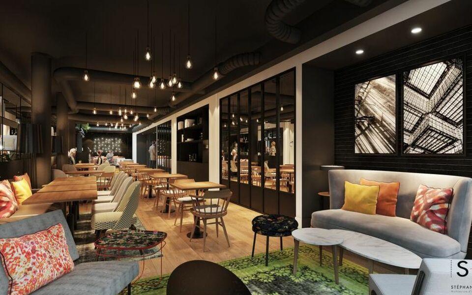 Laz 39 hotel spa urbain paris paris frankreich for Hotel spa paris couple