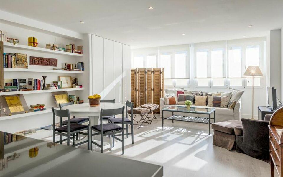 Alterhome avenida de america a design boutique hotel for Hotel avenida de america madrid