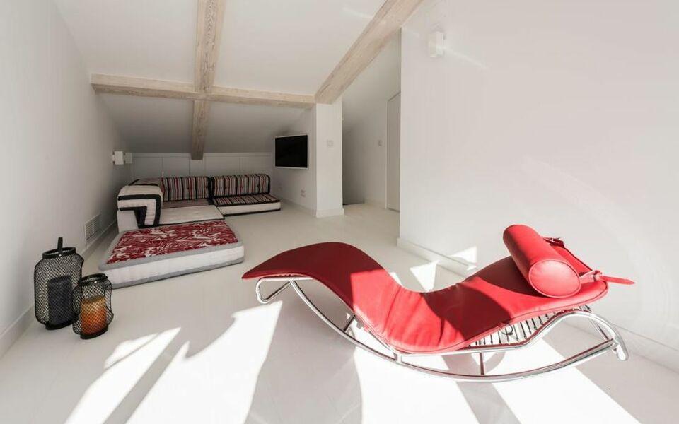 El retiro city center a design boutique hotel madrid spain for Design boutique hotel madrid