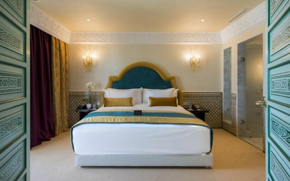 Le casablanca hotel casablanca maroc my boutique hotel for Boutique hotel maroc