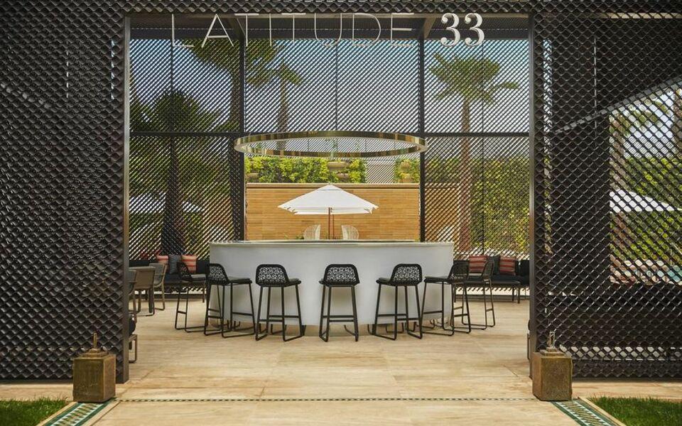 Four Seasons Hotel Casablanca, a Design Boutique Hotel Casablanca ...
