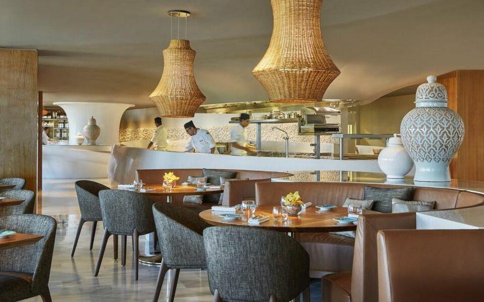 Four seasons hotel casablanca a design boutique hotel for Conception cuisine casablanca