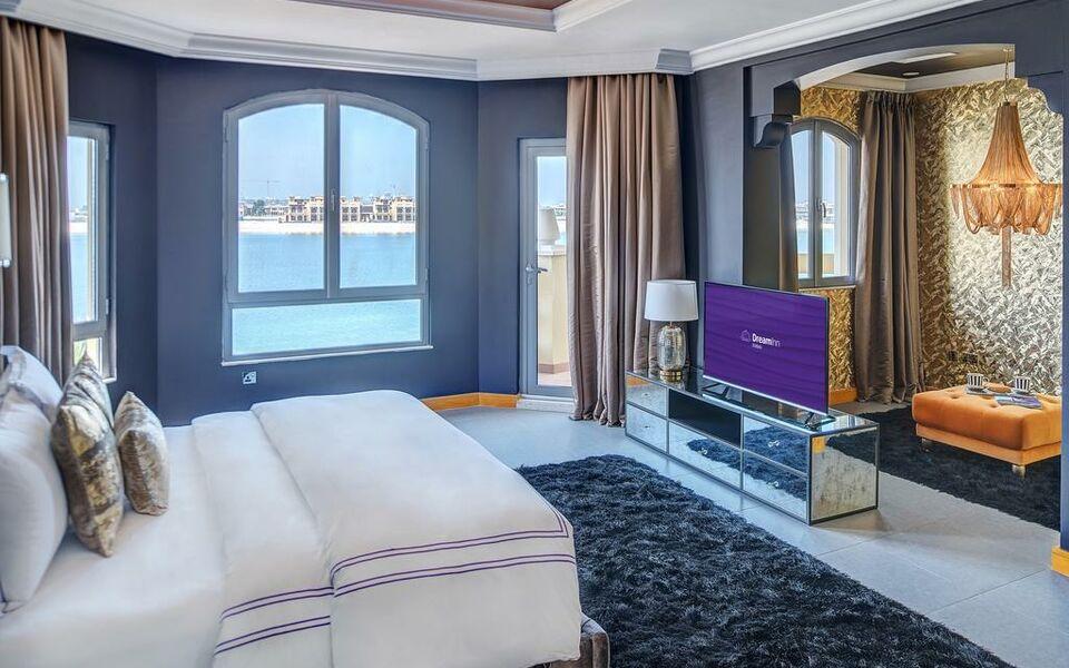 Dream inn dubai getaway villa a design boutique hotel for Boutique design hotel dubai