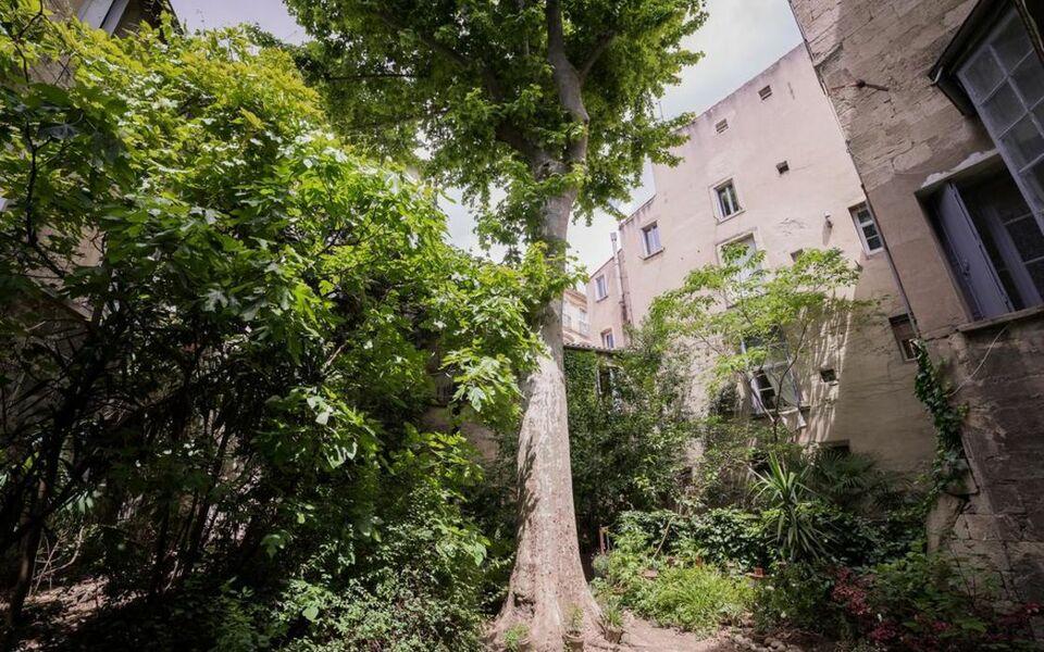 Les jardins de l ecusson premi re conciergerie a design - Residence les jardins de l aqueduc montpellier ...