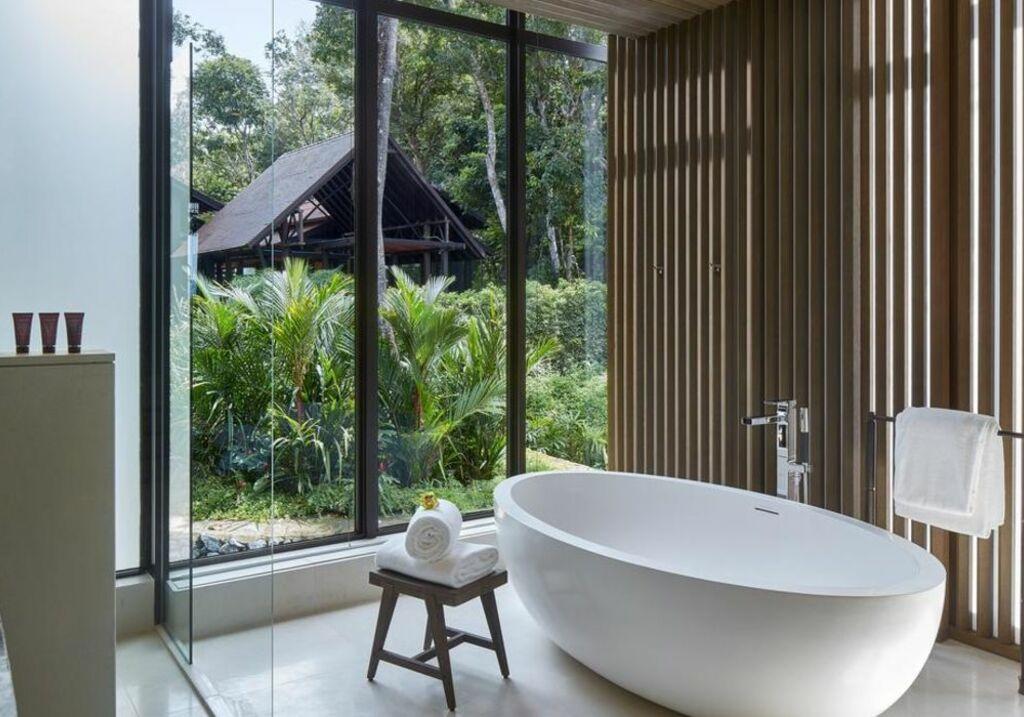 the ritz carlton langkawi pantai kok malaysia. Black Bedroom Furniture Sets. Home Design Ideas