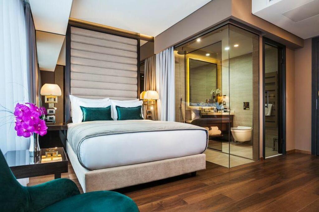 Saint ten hotel belgrade serbien - Bongo bongo fliesen ...