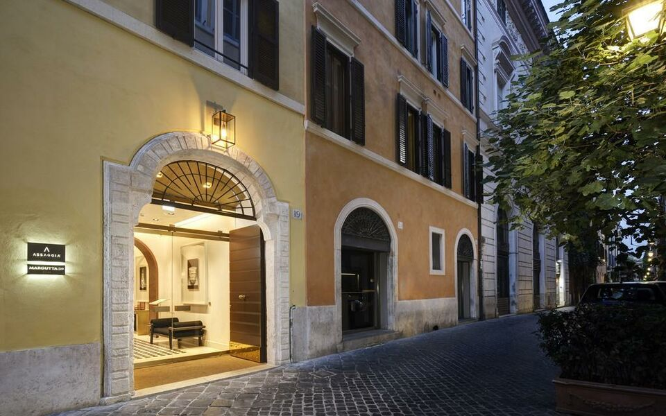 Margutta  Small Luxury Hotels Of The World