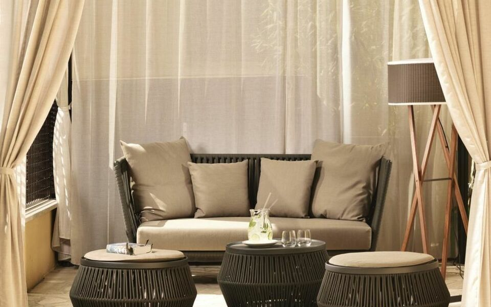 Margutta 19 small luxury hotels of the world rom italien for Little hotels of the world