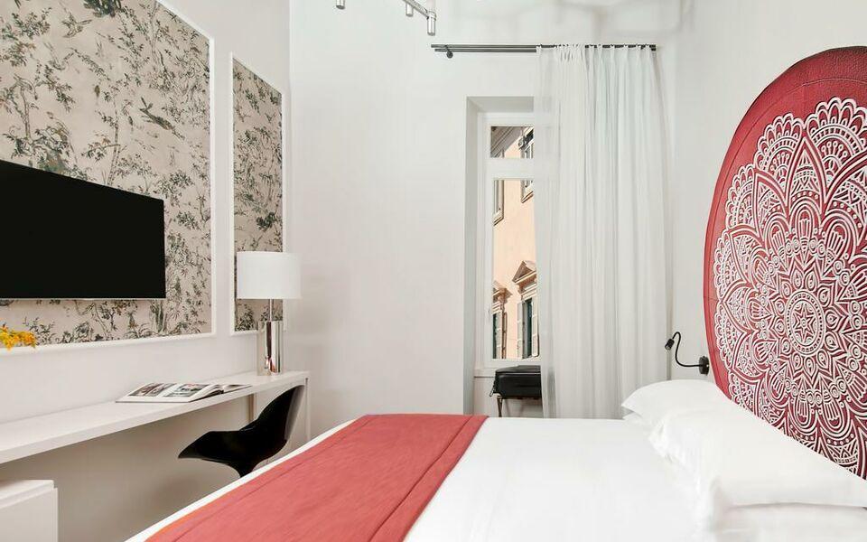 Boutique centrale palace a design boutique hotel rome italy for Design boutique hotels rome