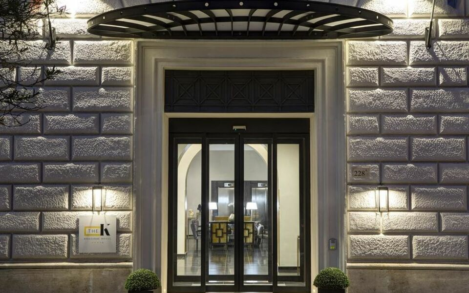 The K Boutique Hotel, Rome (5)