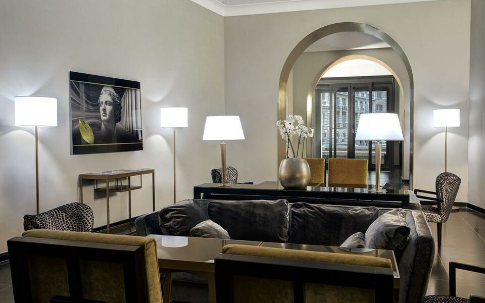 The K Boutique Hotel, Rome (8)