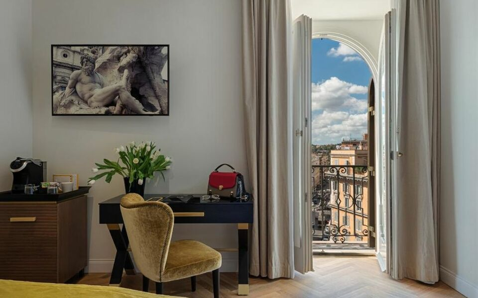 The K Boutique Hotel, Rome (23)