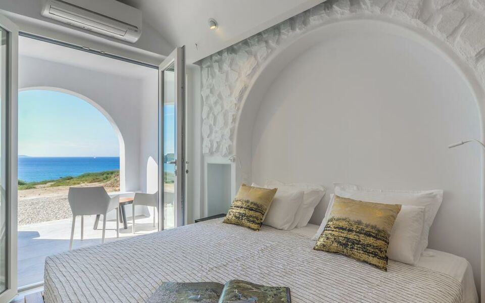 Cyano suites a design boutique hotel naxos chora greece for Boutique hotel naxos