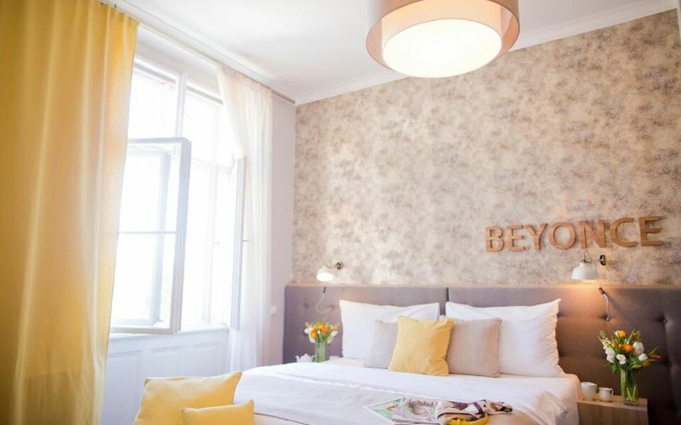 Hotel klarov a design boutique hotel prague czech republic for Design boutique hotel imperialart