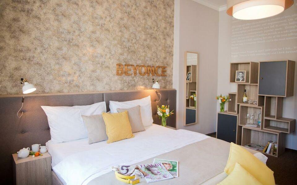 Hotel klarov a design boutique hotel prague czech republic for Luxury boutique hotels prague
