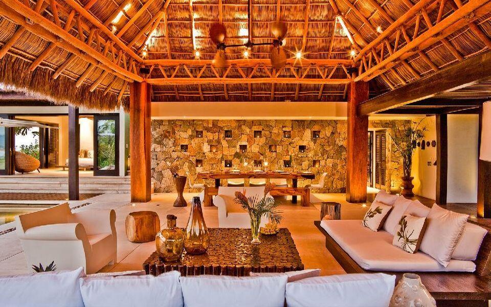 Casa Kalika Punta De Mita 5