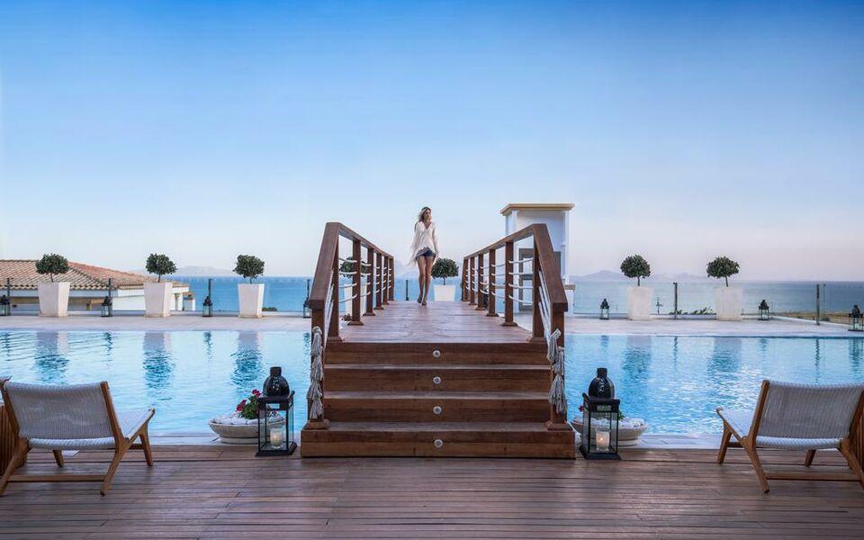 Mitsis blue domes resort spa a design boutique hotel for Design hotel kos