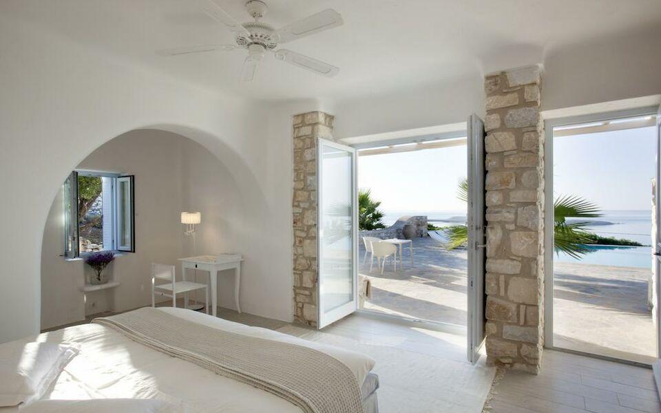 Calme boutique hotel a design boutique hotel paros greece for Boutique hotel paros