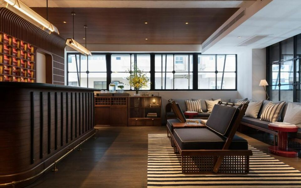 The fleming hong kong a design boutique hotel hong kong for Design boutique hotel hong kong