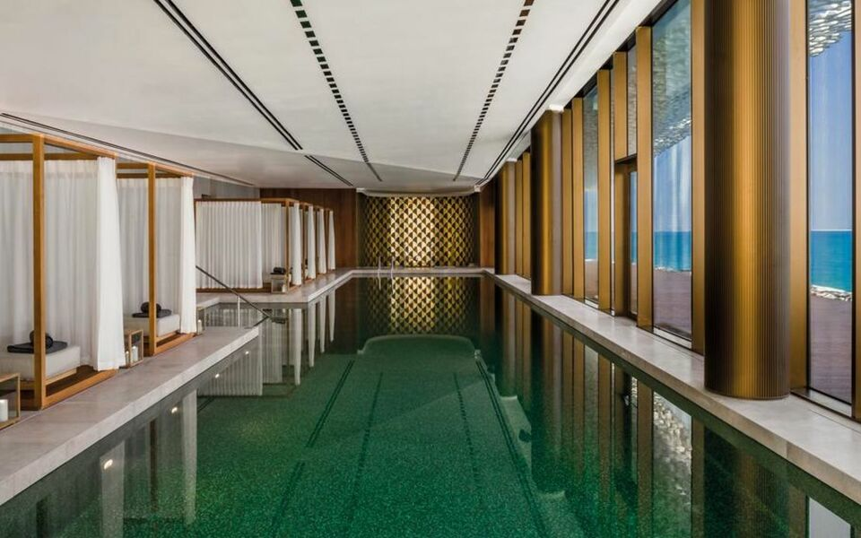 Bulgari resort dubai a design boutique hotel dubai for Boutique spa dubai