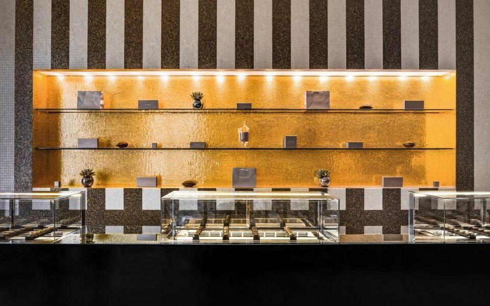 Bulgari resort dubai a design boutique hotel dubai for Boutique design hotel dubai