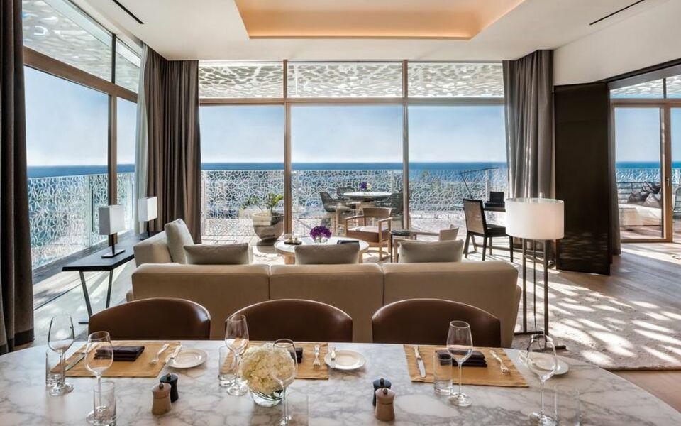 Bulgari resort dubai dubai vereinigte arabische emirate for Trendy hotels dubai