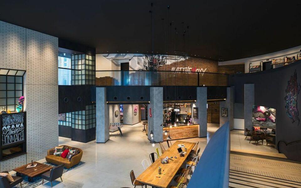 moxy osaka honmachi a design boutique hotel osaka japan