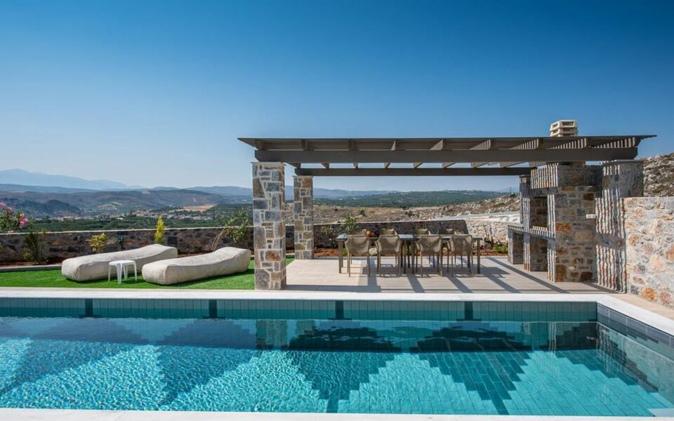 Gregory villa avec piscine priv e pr s de la mer a design - Villa avec piscine privee ...