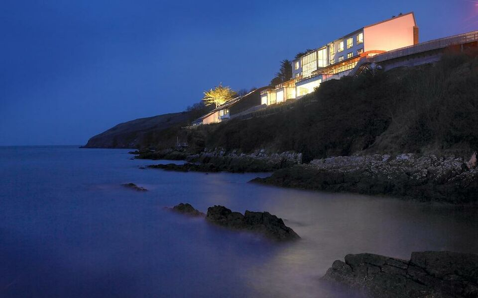 Cliff House Hotel, Ardmore (1)