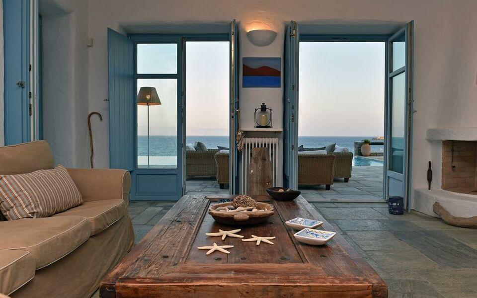 Golden beach villa a design boutique hotel paros greece for Boutique hotel paros