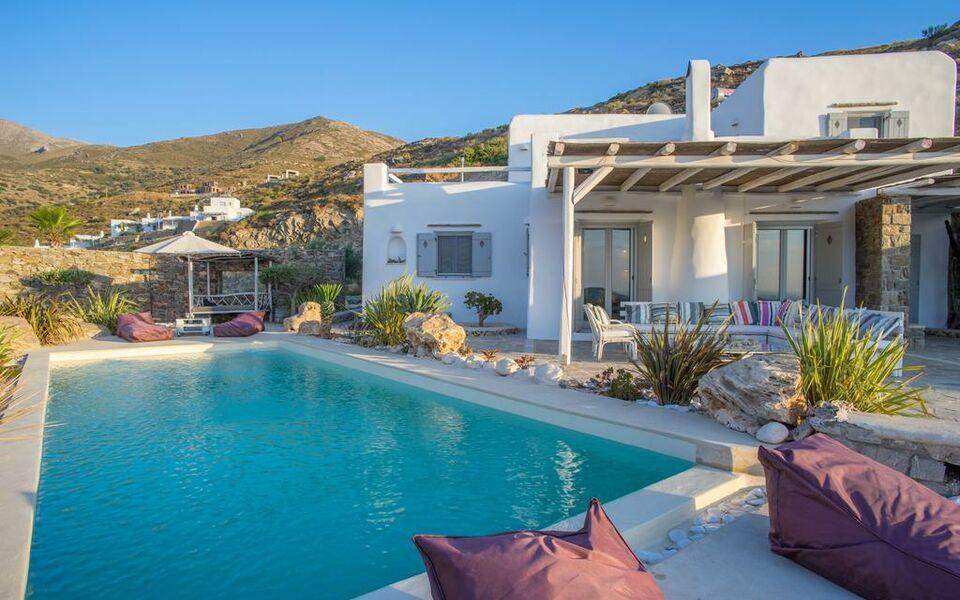 Sunset villa paros a design boutique hotel paros greece for Boutique hotel paros