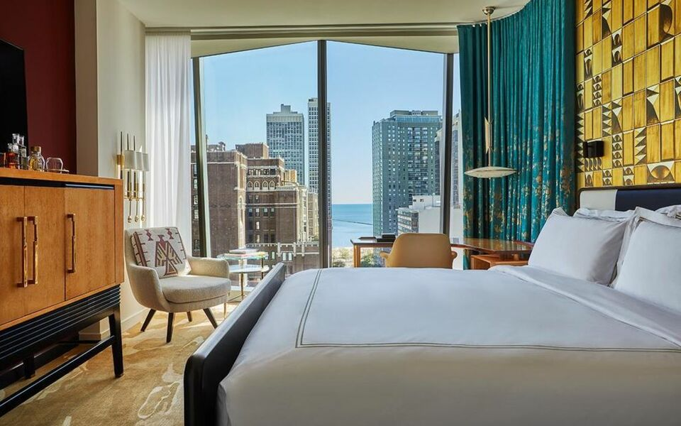 Viceroy chicago a design boutique hotel chicago u s a for Trendy hotels chicago