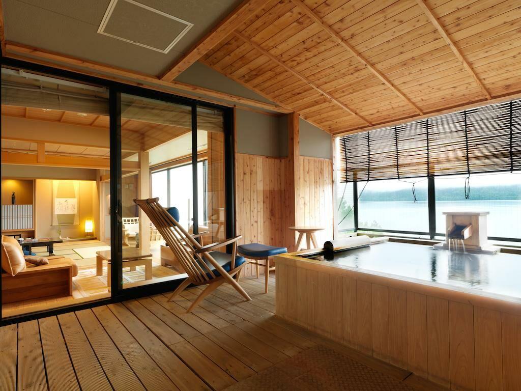 Akan tsuruga besso hinanoza akankohan japan for Traditionelles japanisches hotel