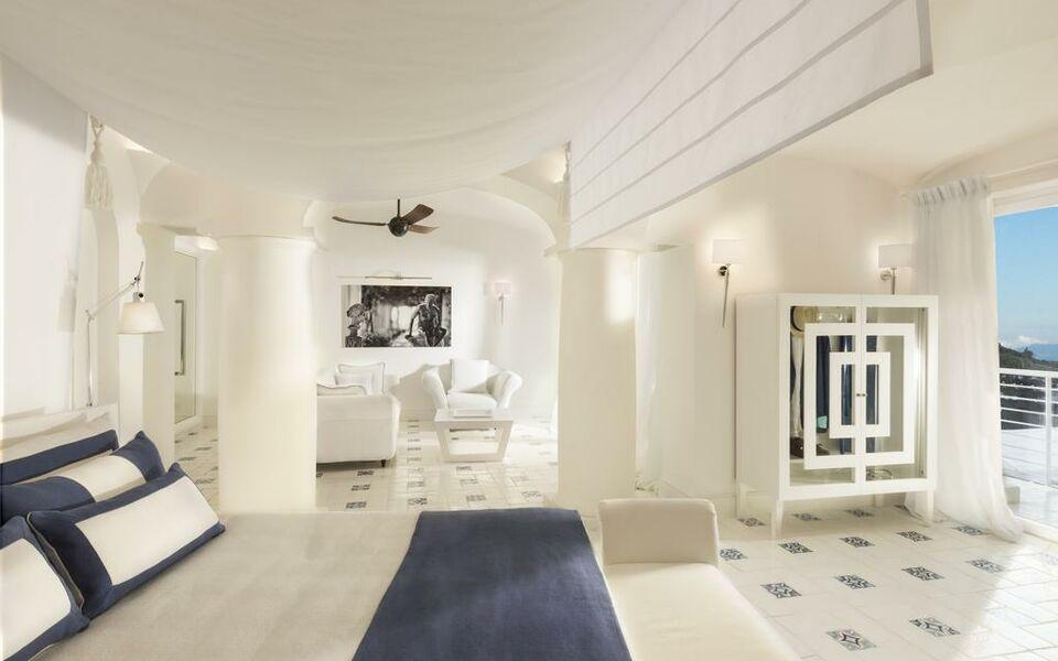 Capri palace a design boutique hotel anacapri italy for Boutique hotel capri
