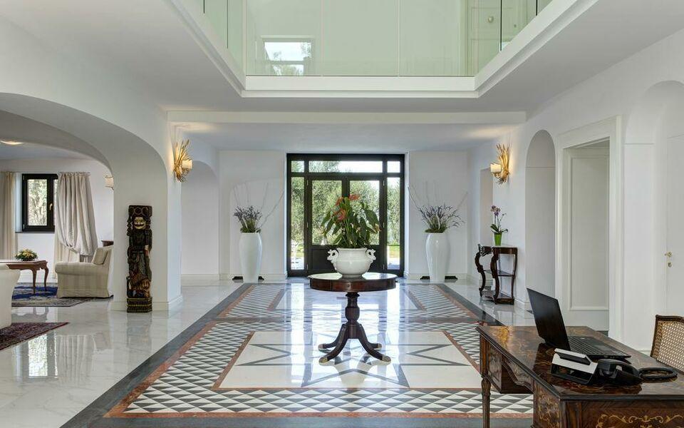 Annabelle elegant resort a design boutique hotel sorrento for Boutique hotel elegant