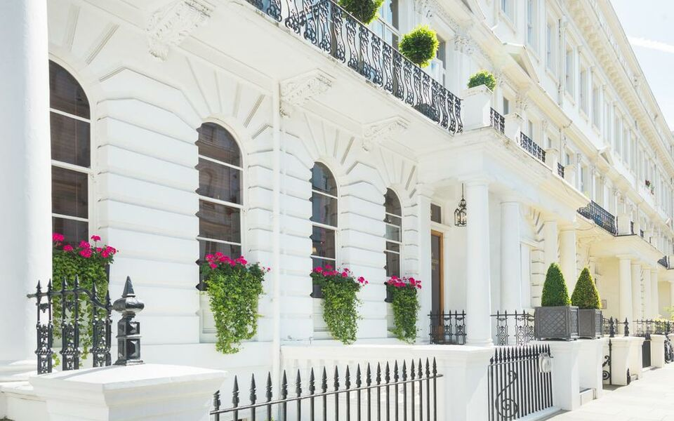 The Portobello Hotel, London, Großbritannien