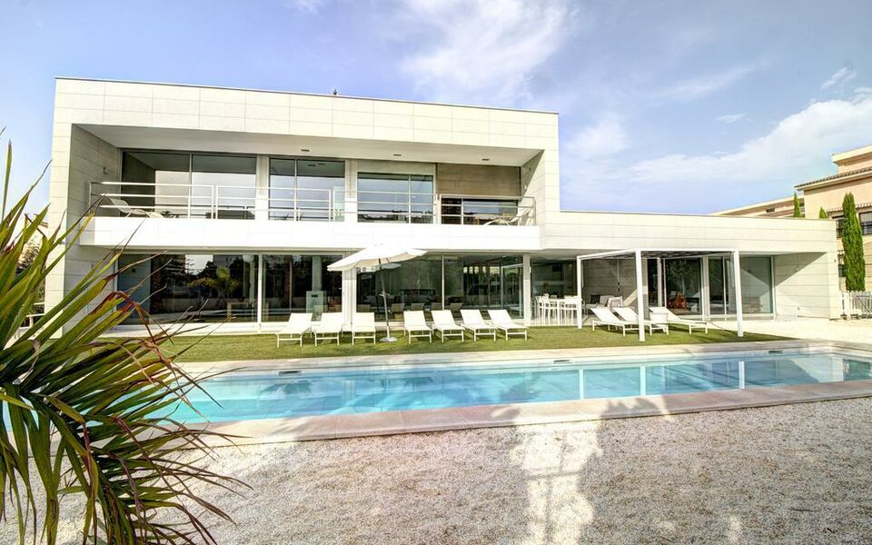 Beach & Golf Luxury Villa Alicante, Alicante (1)