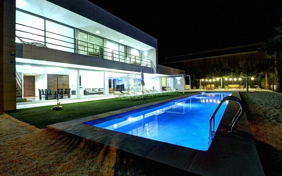 Beach & Golf Luxury Villa Alicante, Alicante (2)